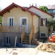 Houilles-ampliação de residencia