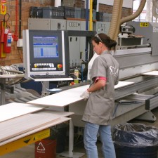 Fábrica da SCA-mobiliário contemporâneo