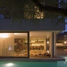 Isay Weinfeld - Casa Marrom