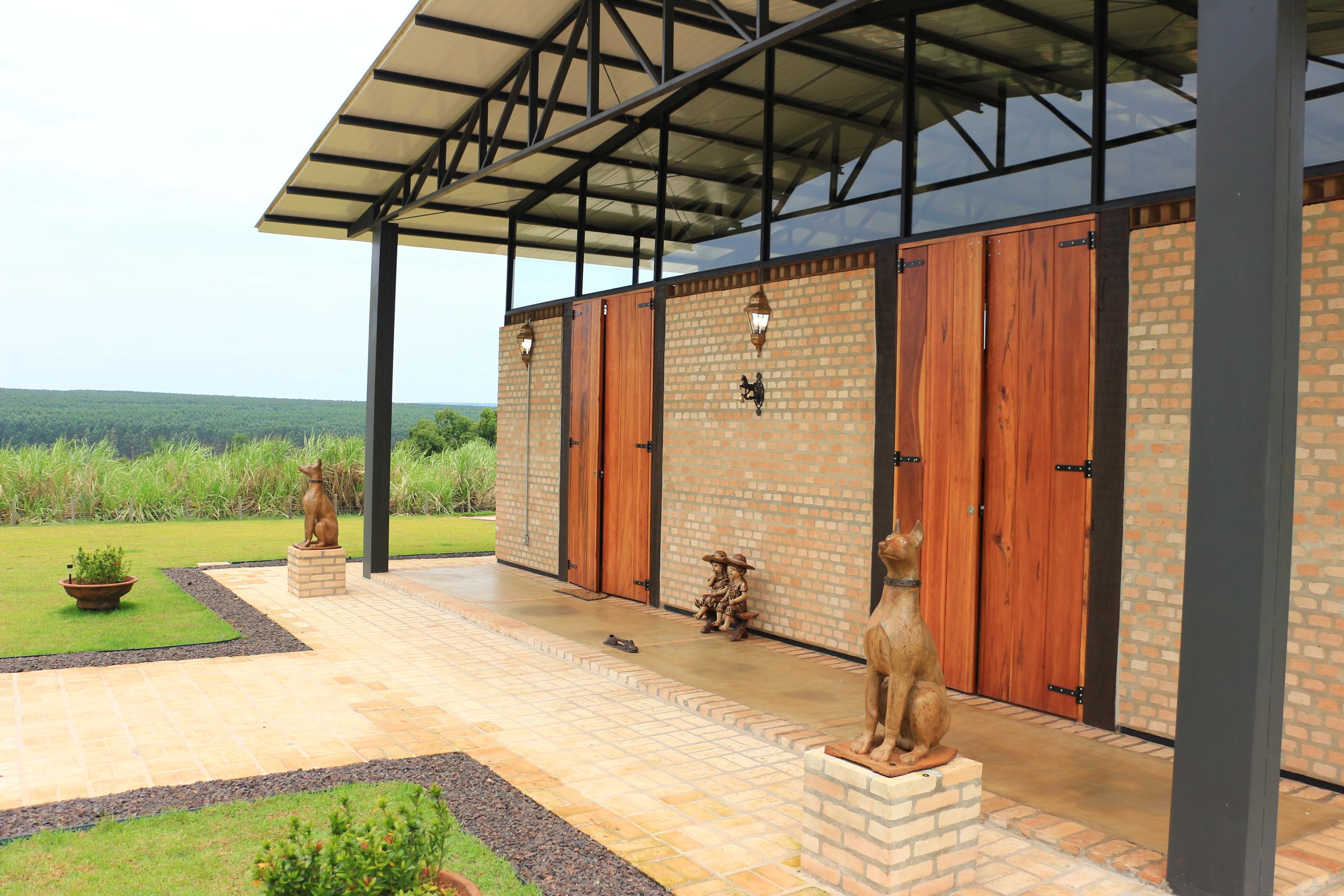 CASA GALPÃO (UM LOFT NO CAMPO) « TETO Arquitetura Sustentável e  #A64825 2592 1728