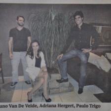 Gazeta de Limeira, Caderno Circulando - página 07 | Mostra de Decoração Móveis Brazão | 26 de maio de 2012