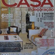 Revista Casa & Decoração n° 56 | Online Editora | Abril de 2012