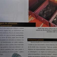 Revista Casa & Decoração n° 56 | Online Editora | Seção Resolva | Composteira | página 89 | Abril de 2012