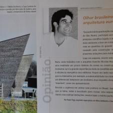 Revista Casa & Decoração n° 56 | Online Editora | Seção Internacional | Opinião | página 124 | Abril de 2012