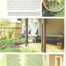 Revista Casa & Decoração n° 56 | Online Editora |  Seção Atitude | Reforma do Escritório TETO | página 44 | Abril de 2012