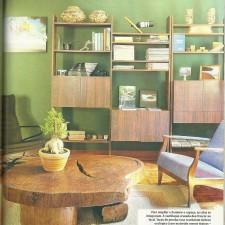 Revista Casa & Decoração n° 56 | Online Editora |  Seção Atitude | Reforma do Escritório TETO | página 45 | Abril de 2012