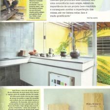 Revista Casa & Decoração n° 56 | Online Editora |  Seção Atitude | Reforma do Escritório TETO | página 47 | Abril de 2012