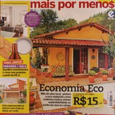 Revista Construir Mais por Menos n° 30, Editora Escala | Seção Viva o Verde, páginas 60, 61, 62 e 63 | Maio de 2013