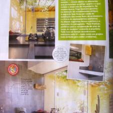 Revista Construir Mais por Menos n° 23, Editora Escala | Seção Desafio - Reforma do Escritório TETO, páginas 03, 22, 23, 24, 25, 26 e 27 | Setembro de 2012