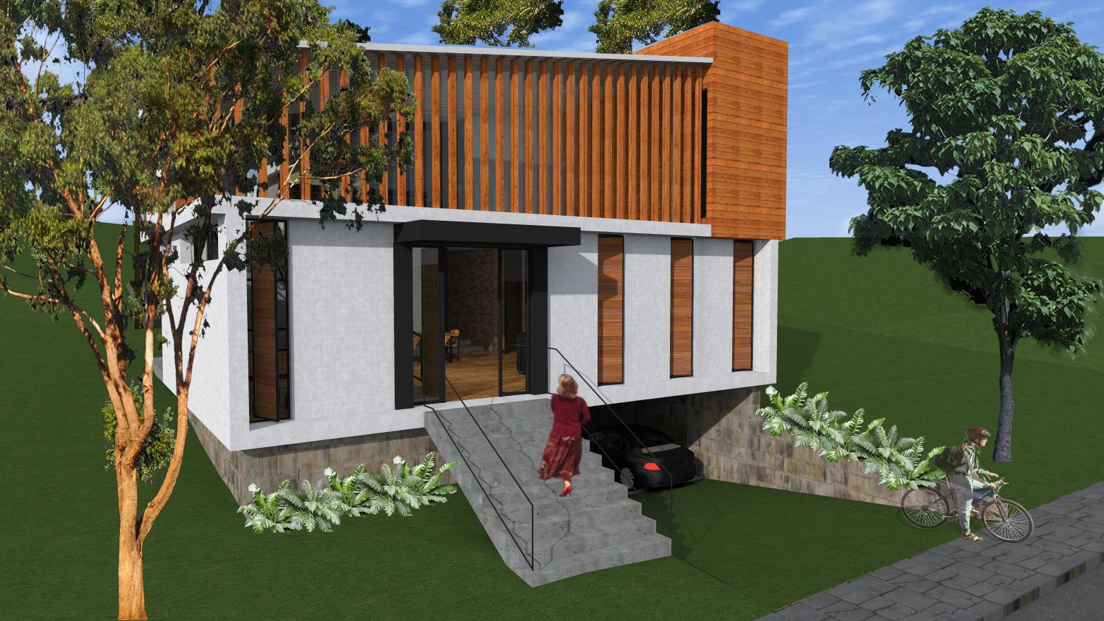 CASA ALPHAVILLE « TETO Arquitetura Sustentável e Paisagismo  #2459A7 1600x900 Arquitetura Sustentavel Banheiro