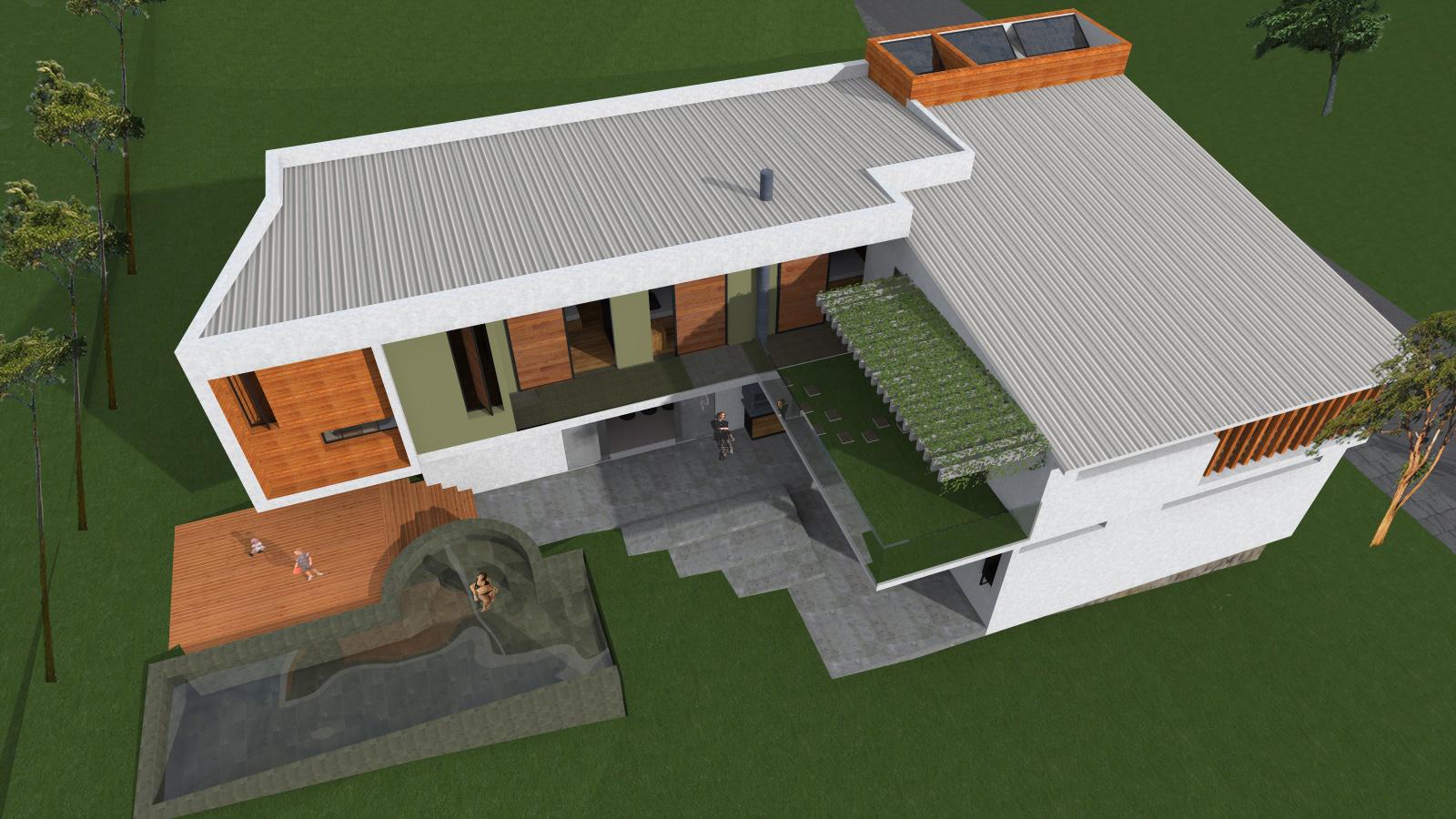 CASA ALPHAVILLE « TETO Arquitetura Sustentável e Paisagismo  #9C5A2F 1600x900 Arquitetura Sustentavel Banheiro