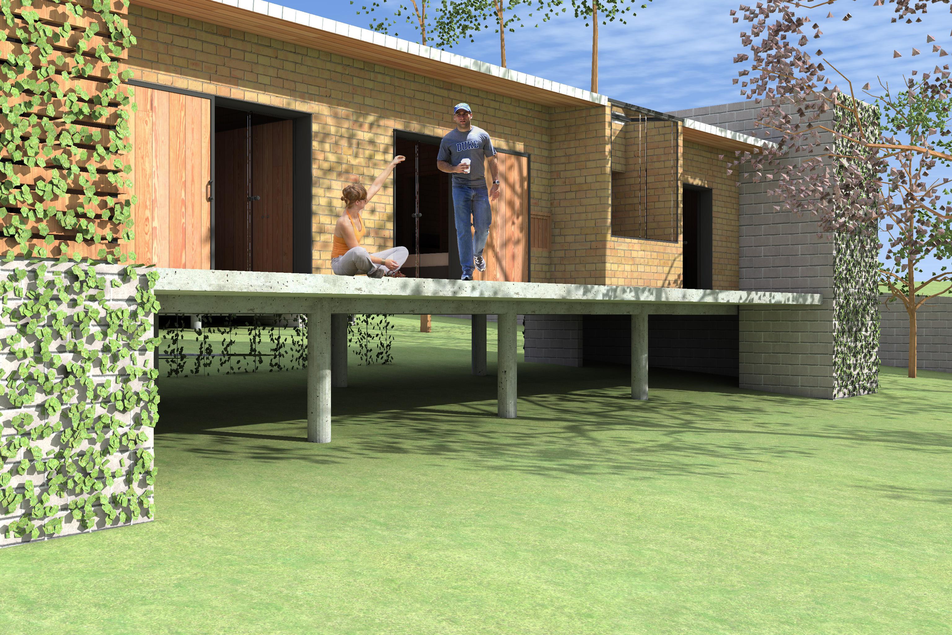 Projeto MCMV « TETO Arquitetura Sustentável e Paisagismo  #2159AA 3072 2048